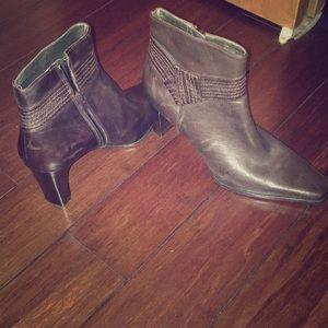 Worthington booties